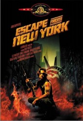 cover Escape from New York