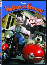 cover Incredible Adventures of Wallace & Gromit, The
