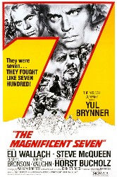 cover Magnificent Seven, The