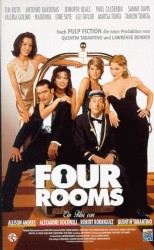 cover Four Rooms