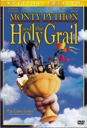 cover Monty Python and the Holy Grail