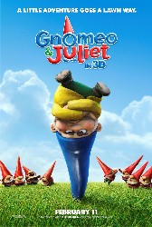 cover Gnomeo & Juliet
