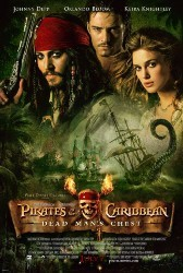 cover Pirates of the Caribbean: Dead Man's Chest