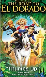 cover Road to El Dorado, The