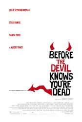 cover Before the Devil Knows You're Dead