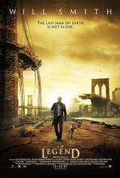 cover I Am Legend