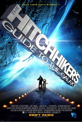 cover Hitchhiker's Guide to the Galaxy, The