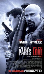 cover From Paris with Love