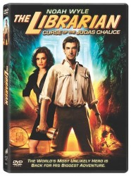 cover Librarian: The Curse of the Judas Chalice, The