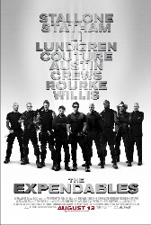 cover Expendables, The