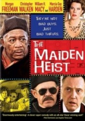 cover Maiden Heist, The